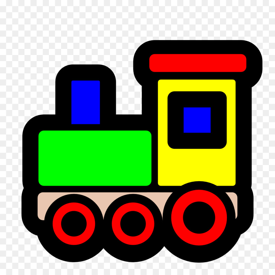 Thomas The Train Background clipart.