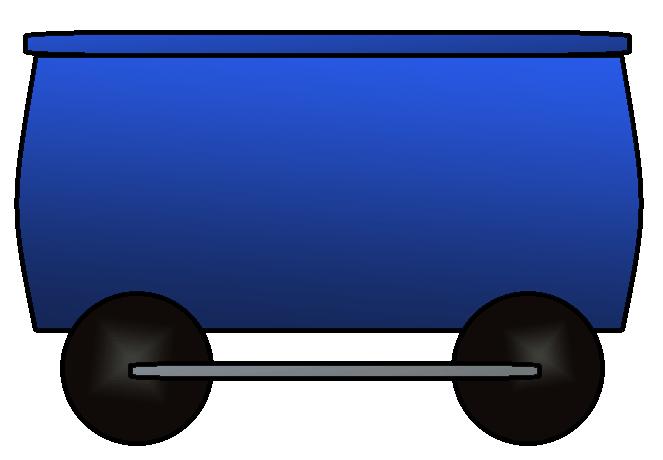 Train Car Clipart.