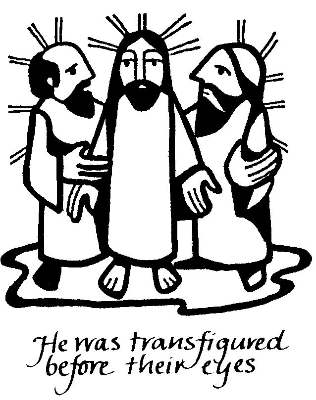 Transfiguration clipart 8 » Clipart Station.