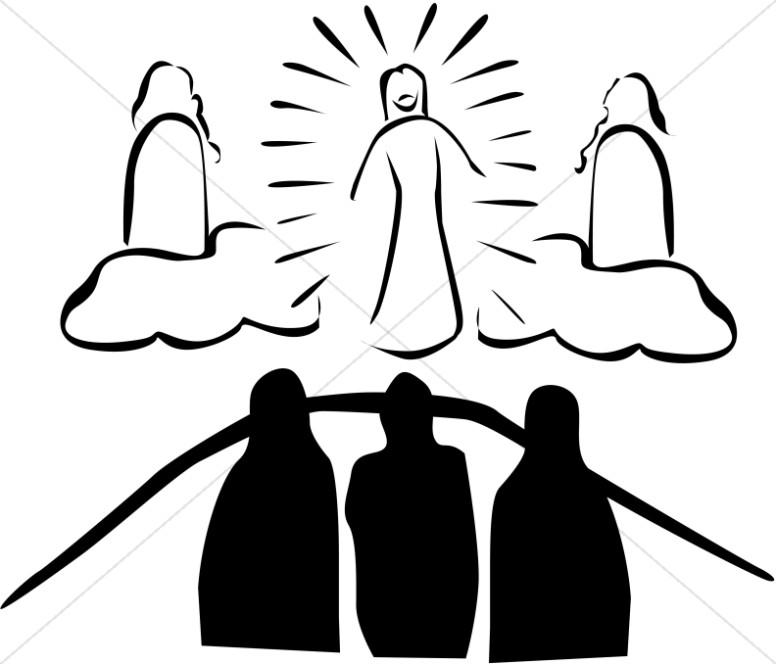 Black and White Transfiguration.