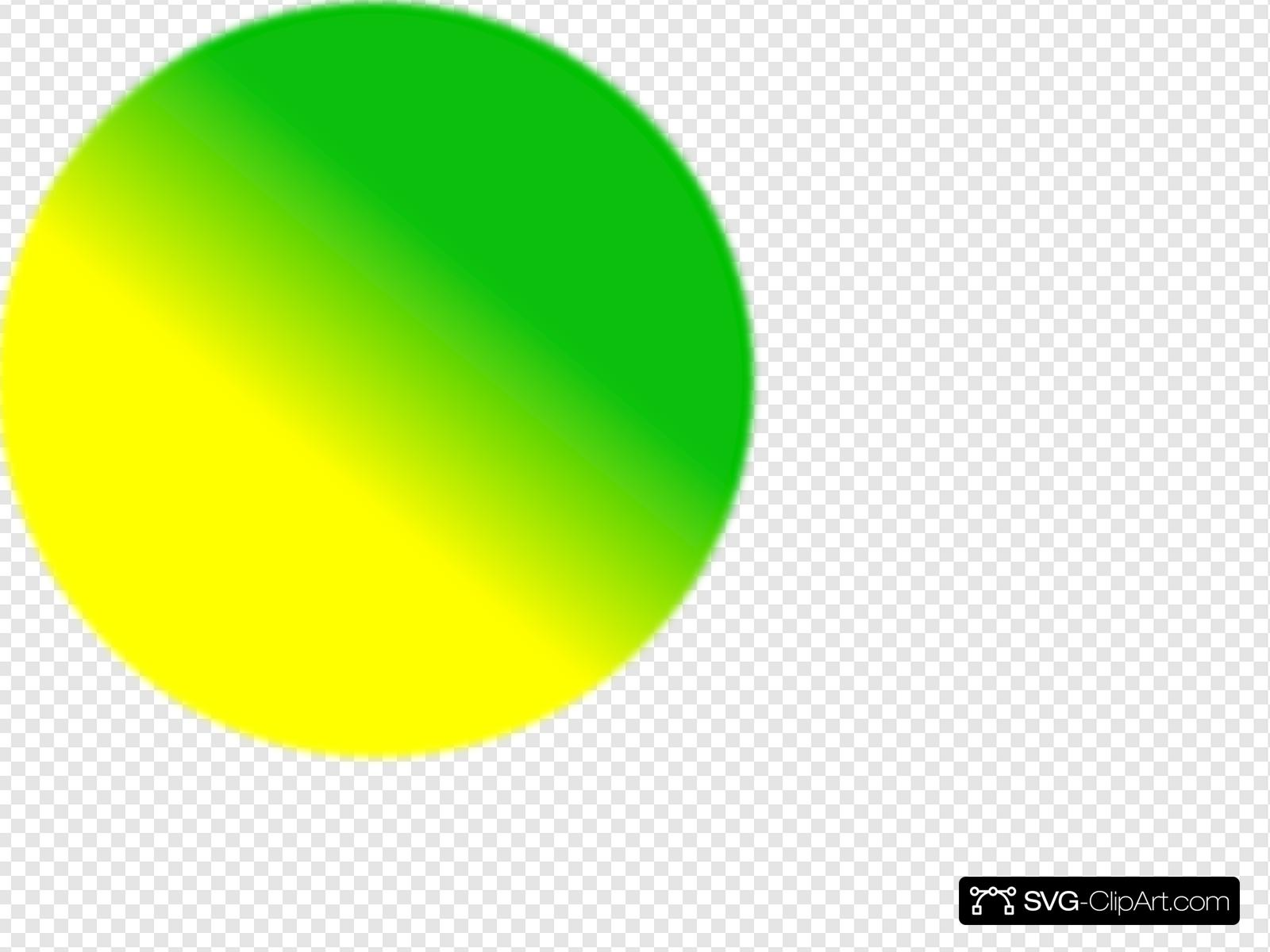 Yellow Green Transition Clip art, Icon and SVG.
