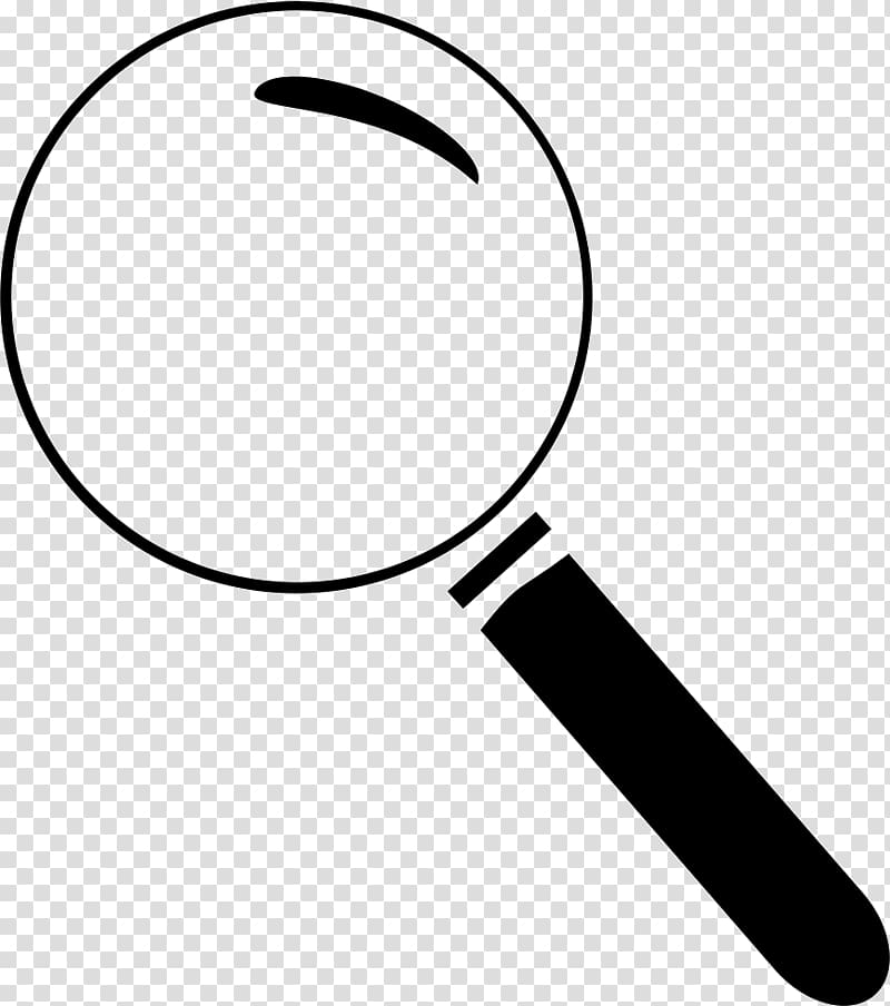 Magnifying glass , Magnifying glass Transparency and.