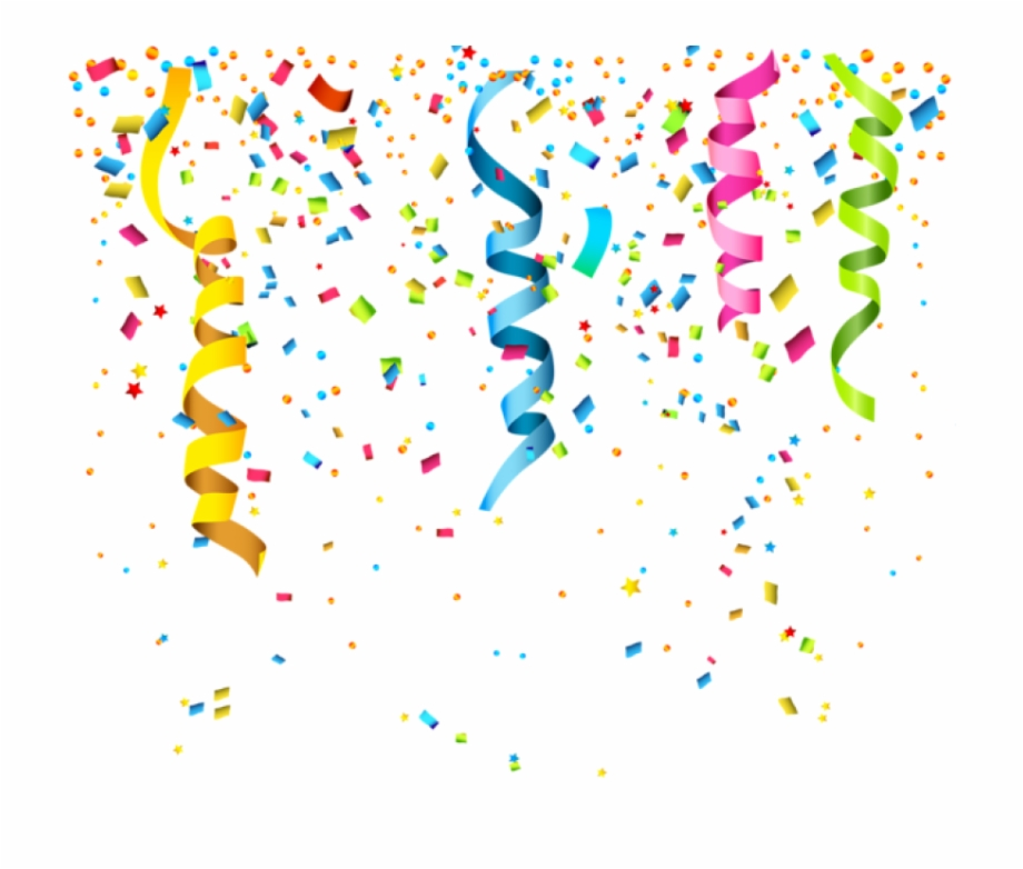 Download Png Images Toppng Confetti Clipart Transparent.