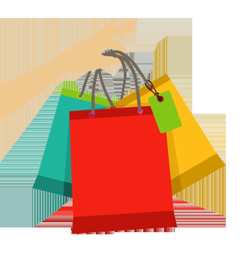 Online shopping Shopping bag Logo Coupon.