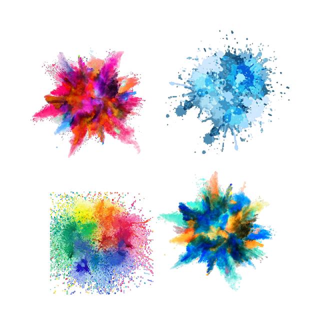 Color Splash, Colorfull Splash, Splash Transparent.