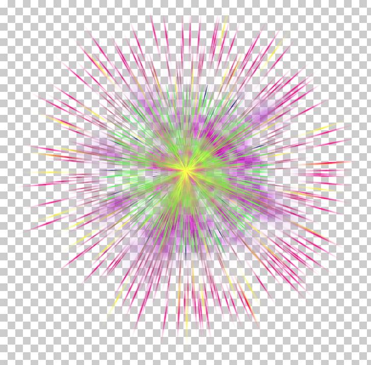 Explosion Color , Color Explosion Transparent Decoration.