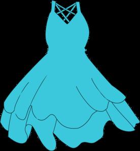 Turquoise Dress Clip Art at Clker.com.