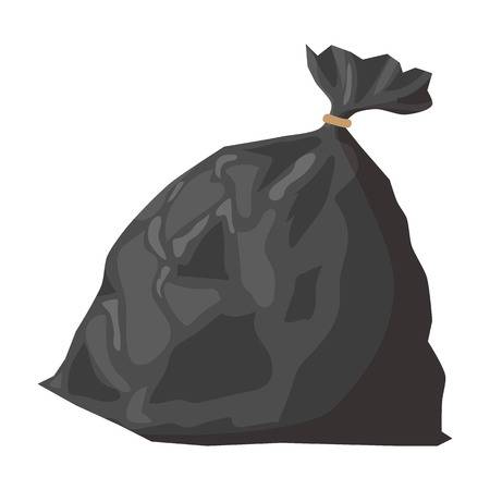 Waste Bag Clipart.