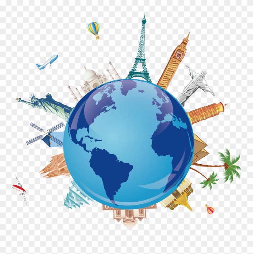 Location Clipart Travel Tourism.