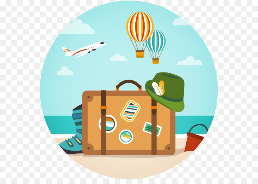 Travel Illustration clipart.