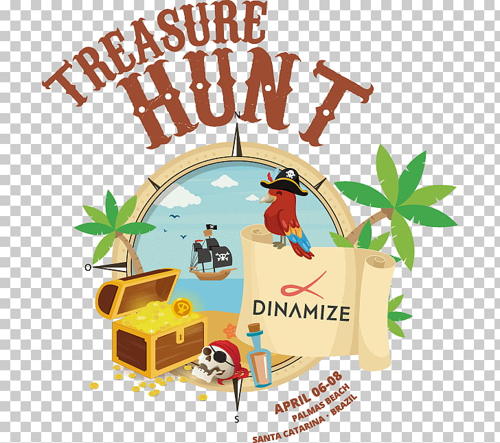 Email marketing , treasure hunt PNG clipart.