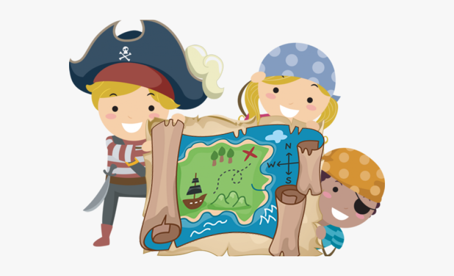 Treasure Clipart Treasure Hunter.
