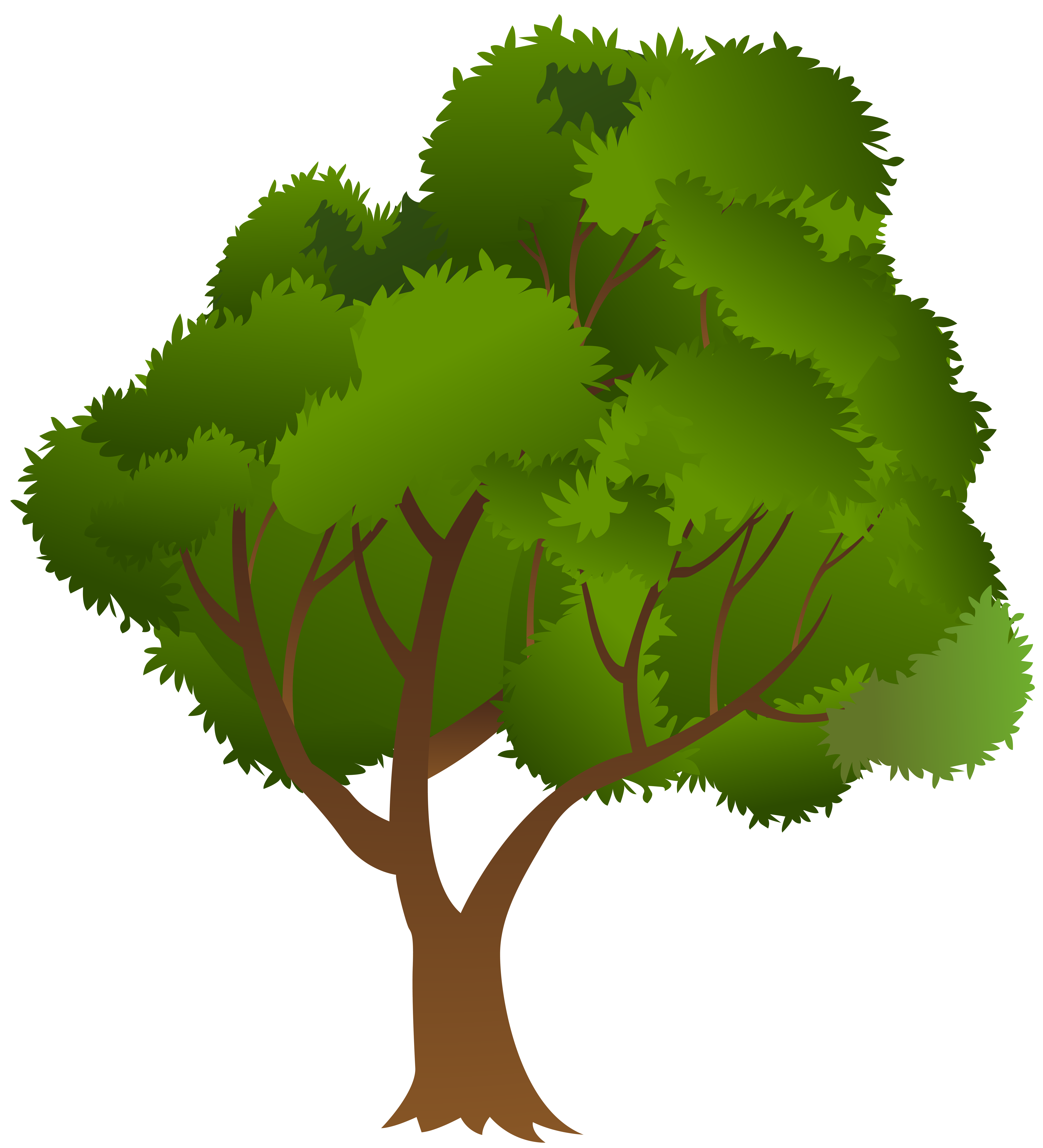Tree PNG Clip Art Image.