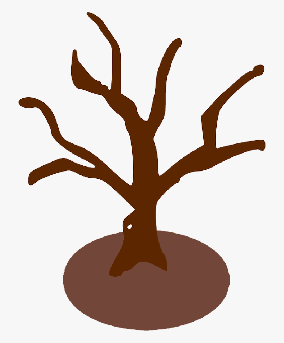 Tree Trunk Tree Branches Clipart , Png Download.