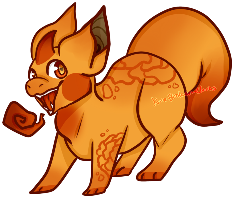 Pumpkin Pie Finished Ych For Tree Kangaroo By Nine Clipart.