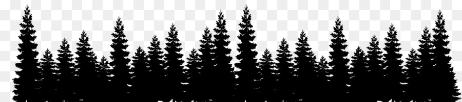 Free Forest Treeline Silhouette, Download Free Clip Art.