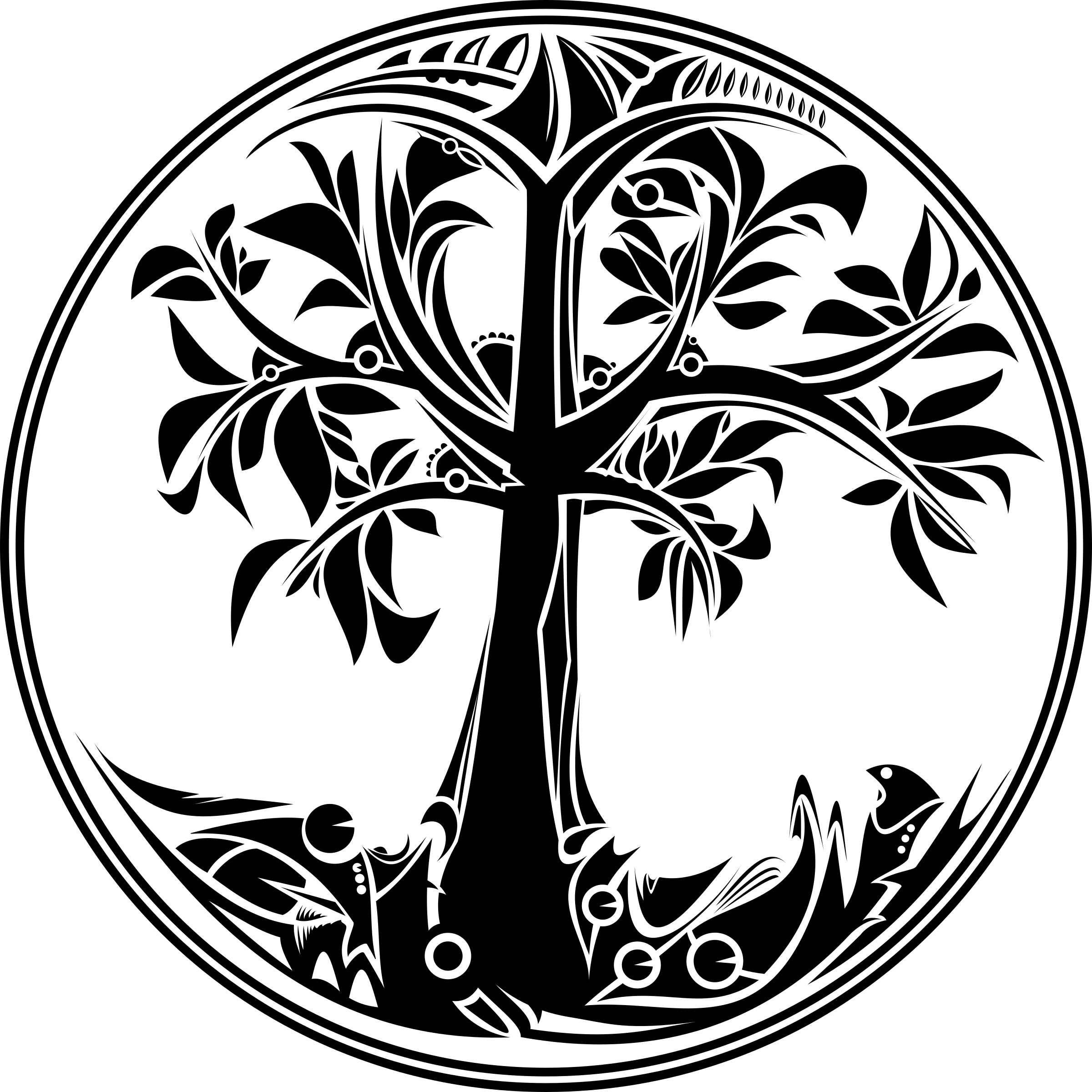 Clipart Tree Of Life Clipground