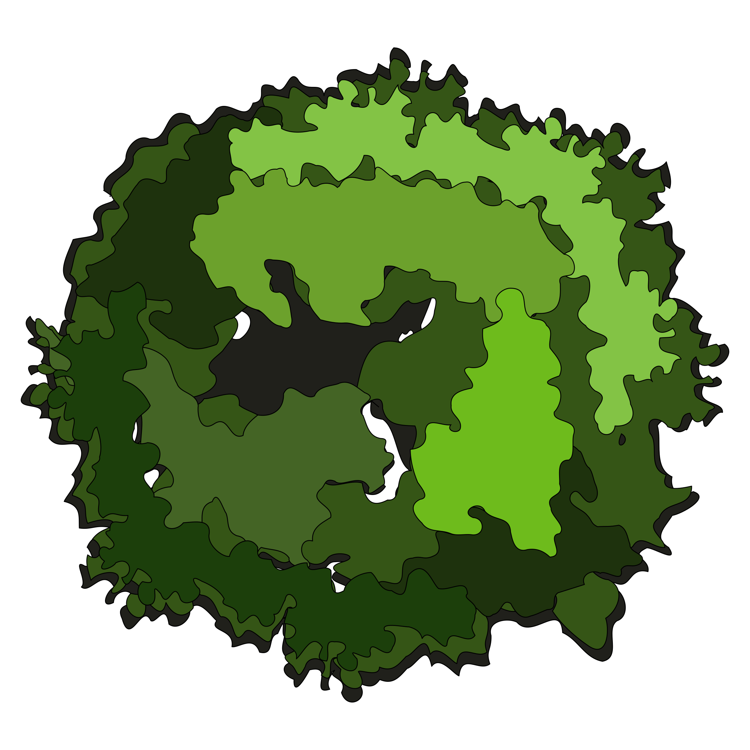 Free Trees Png Top View, Download Free Clip Art, Free Clip.