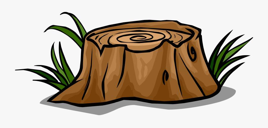 Tree Stump Sprite.