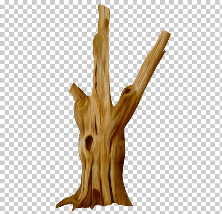 Tree stump Trunk , tree PNG clipart.