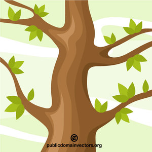 1448 tree trunk clip art free.