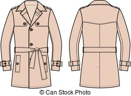 Trench coat clipart 1 » Clipart Station.
