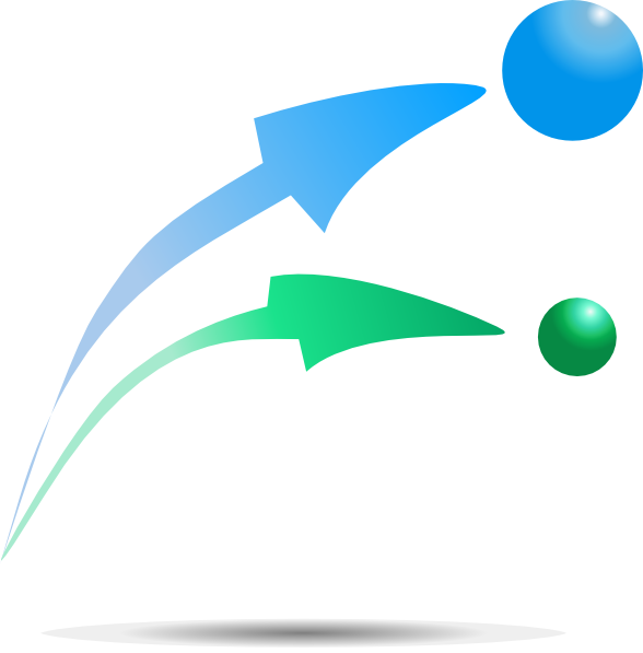 Growth clipart upward trend, Growth upward trend Transparent.
