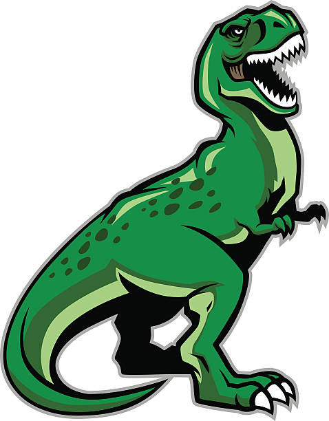 Clipart trex 4 » Clipart Station.
