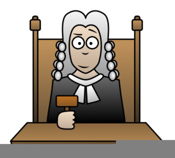 Speedy Trial Clipart.