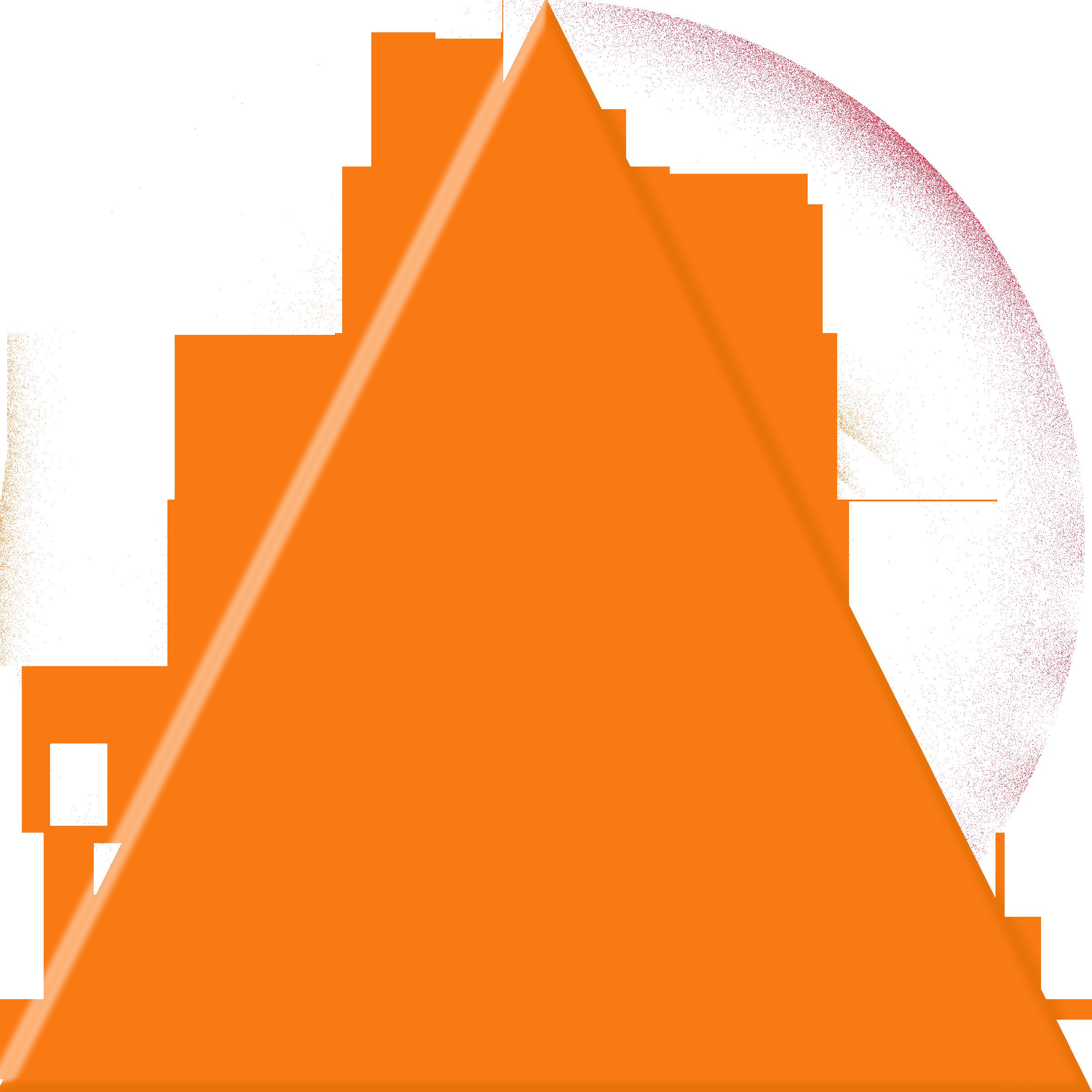 Triangle Shape Clip art.