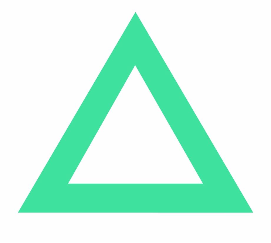 Triangular Clipart Shape Circle.