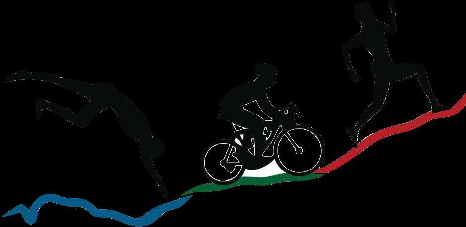 Triathlon Clipart.