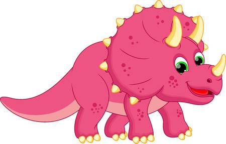 6,525 Triceratops Stock Illustrations, Cliparts And Royalty Free.