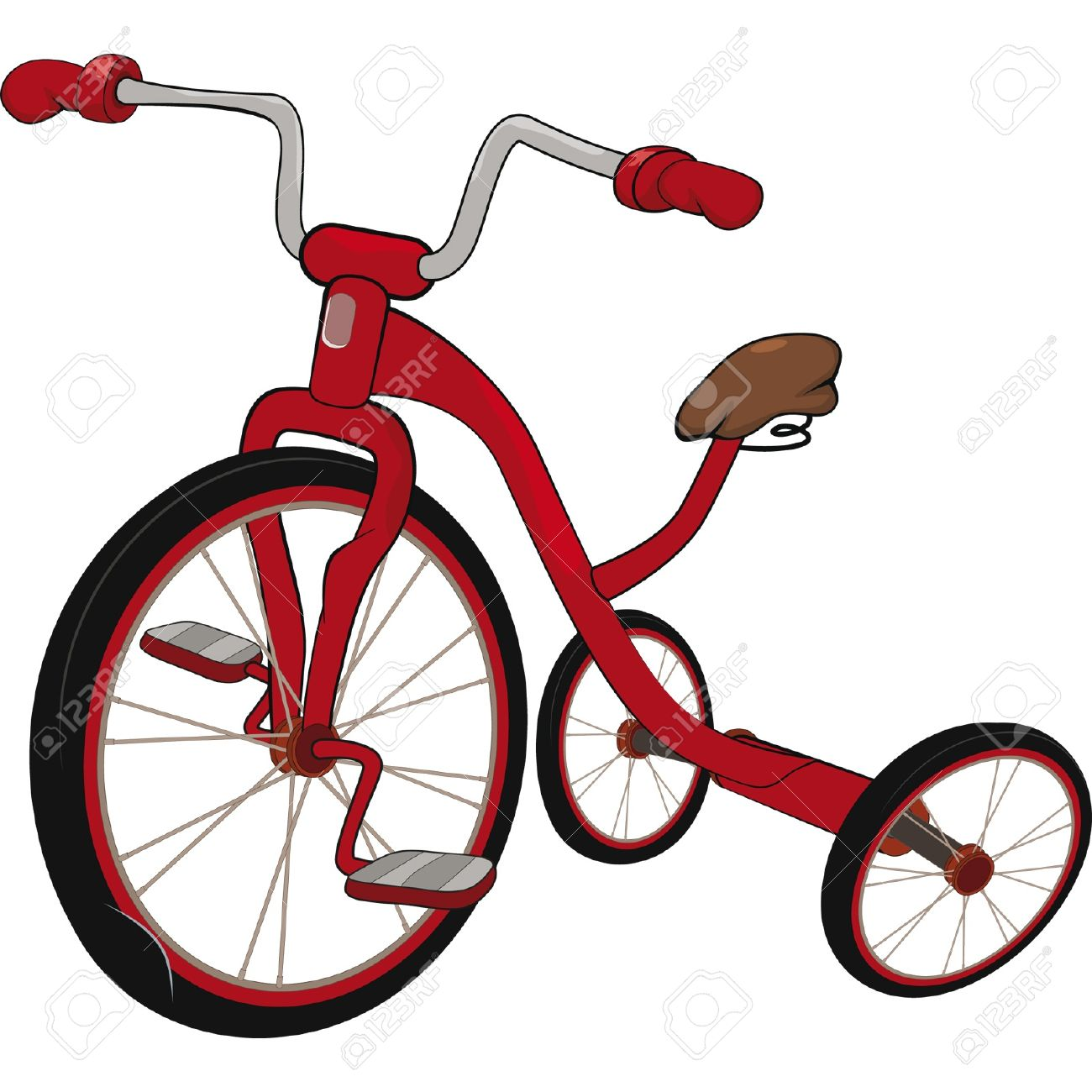 Clipart tricycle 4 » Clipart Station.