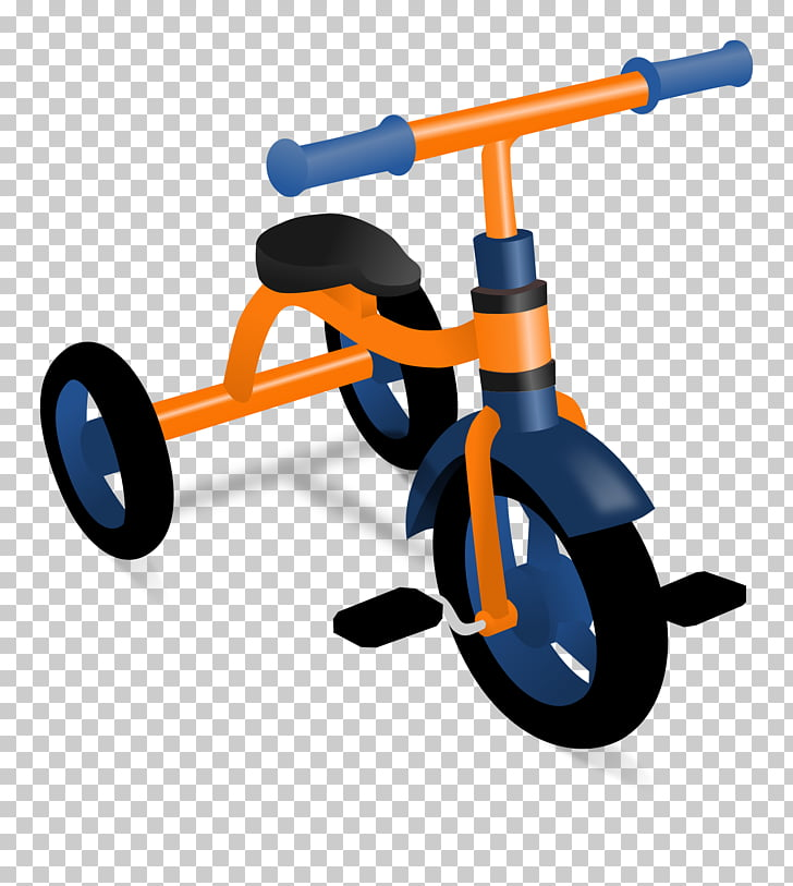 Motorized tricycle , rocket PNG clipart.