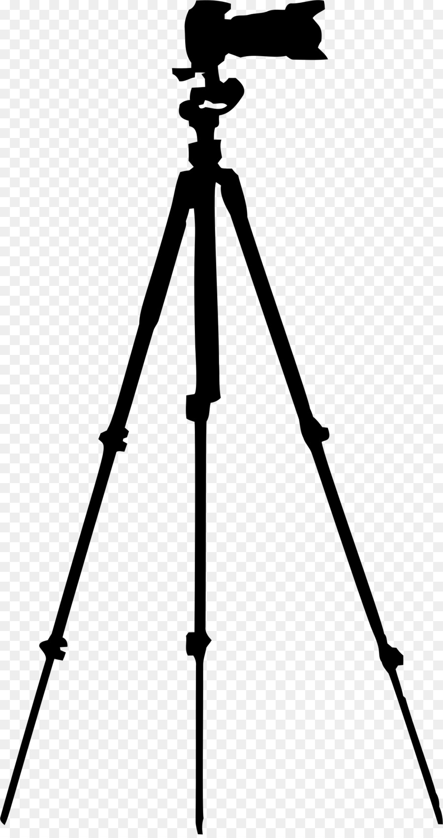 Camera Silhouette clipart.