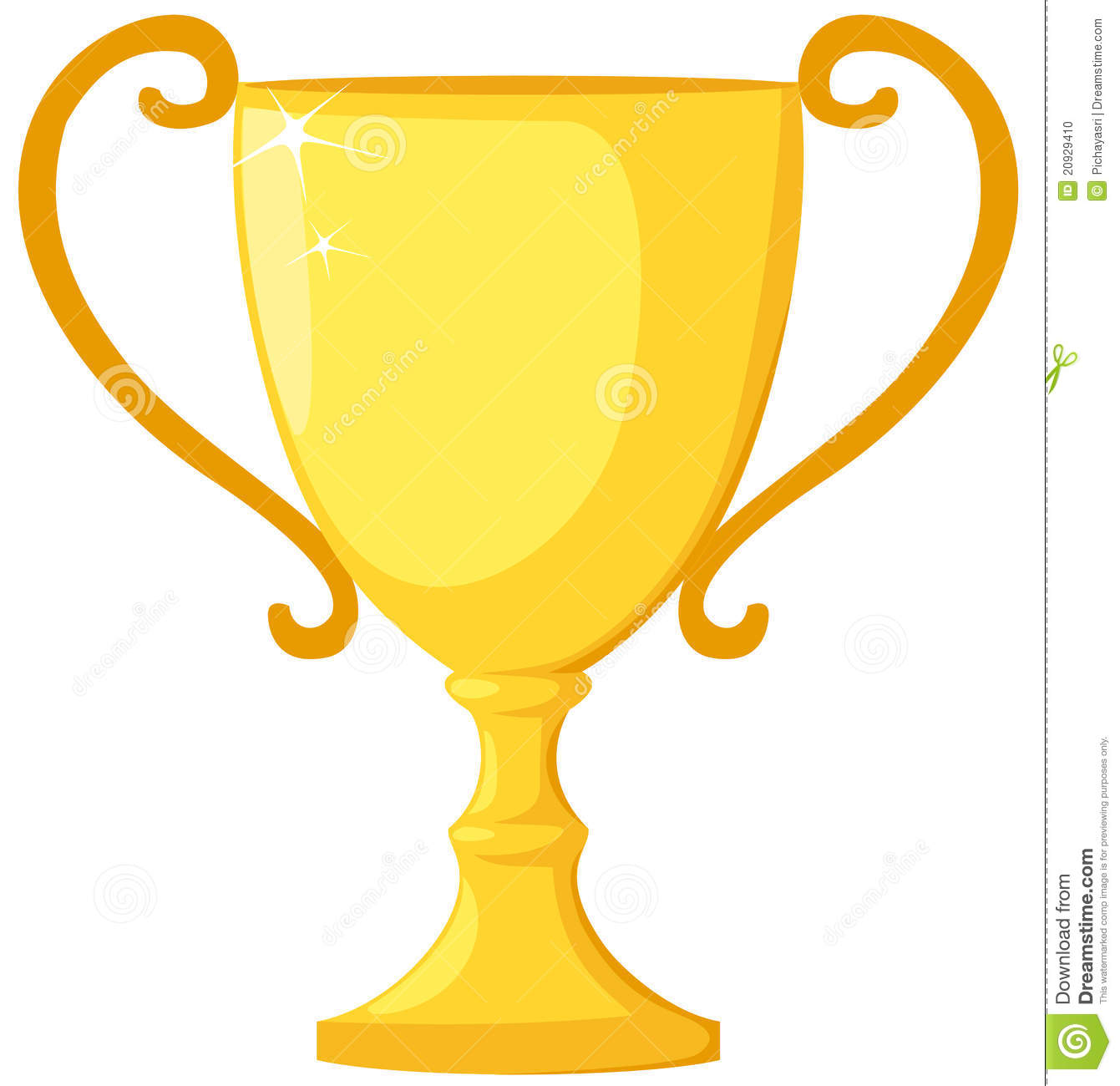 Champion Cup Clipart.