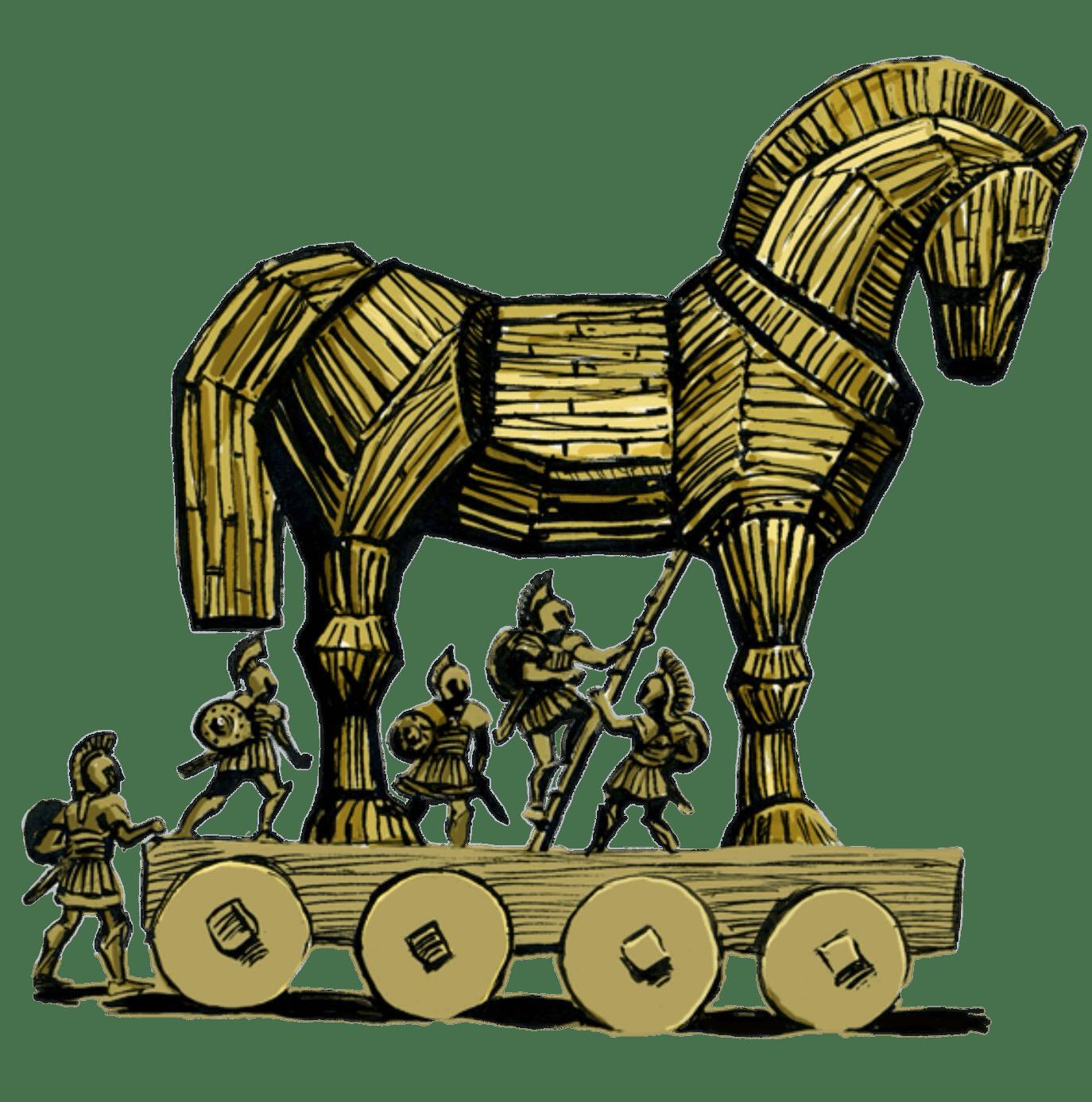 Trojan Horse Png & Free Trojan Horse.png Transparent Images #18478.