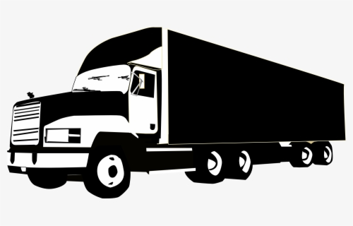 Free Trucking Clip Art with No Background.