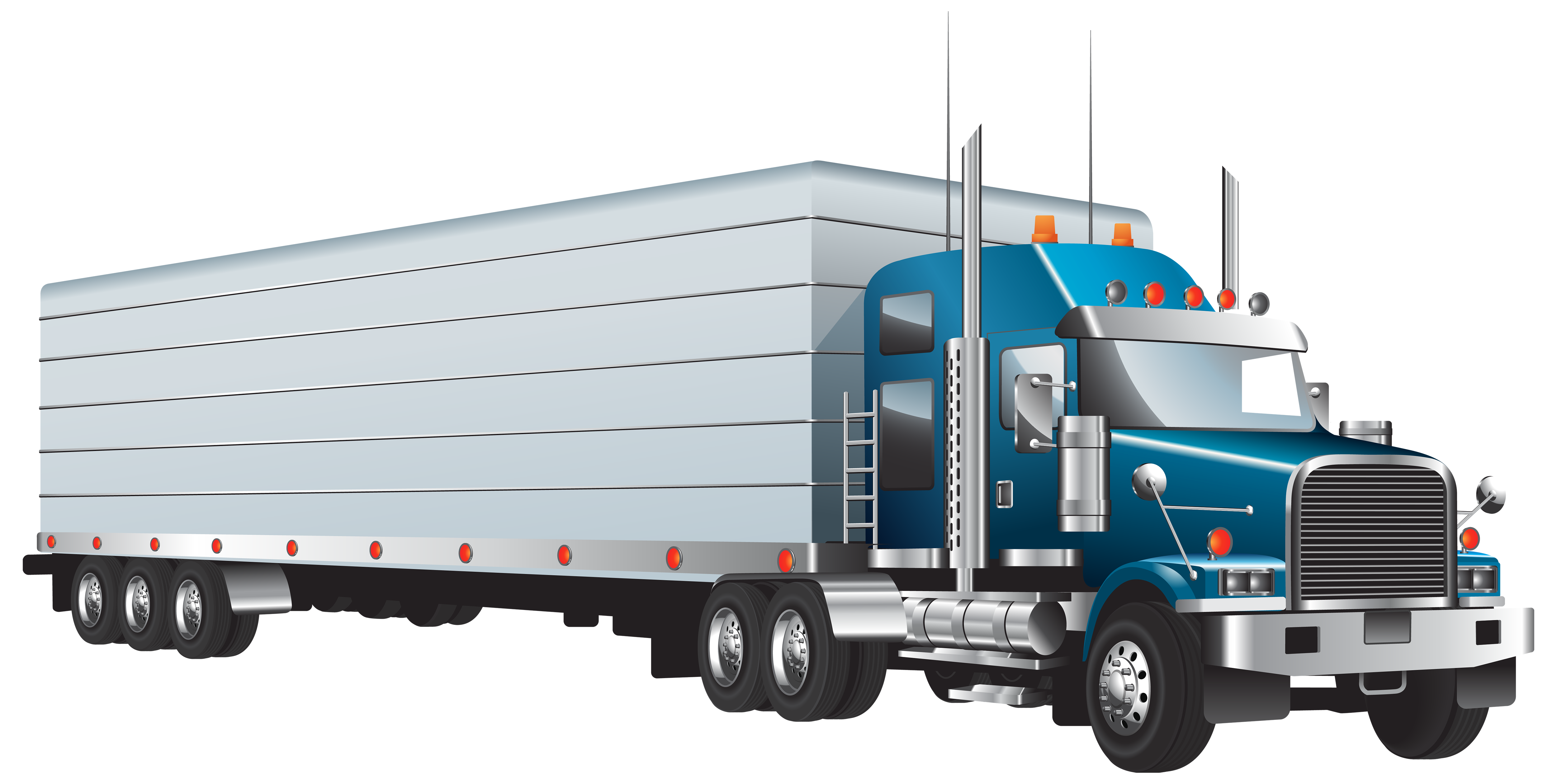 Truck PNG Clipart.