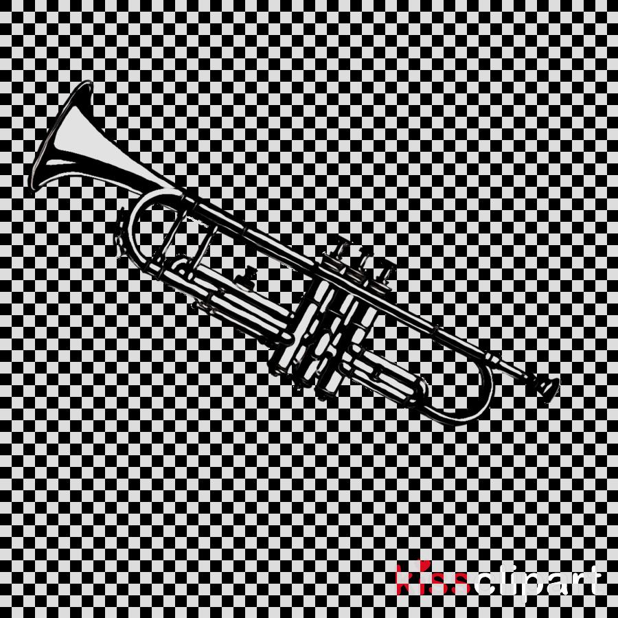 Brass Instruments clipart.