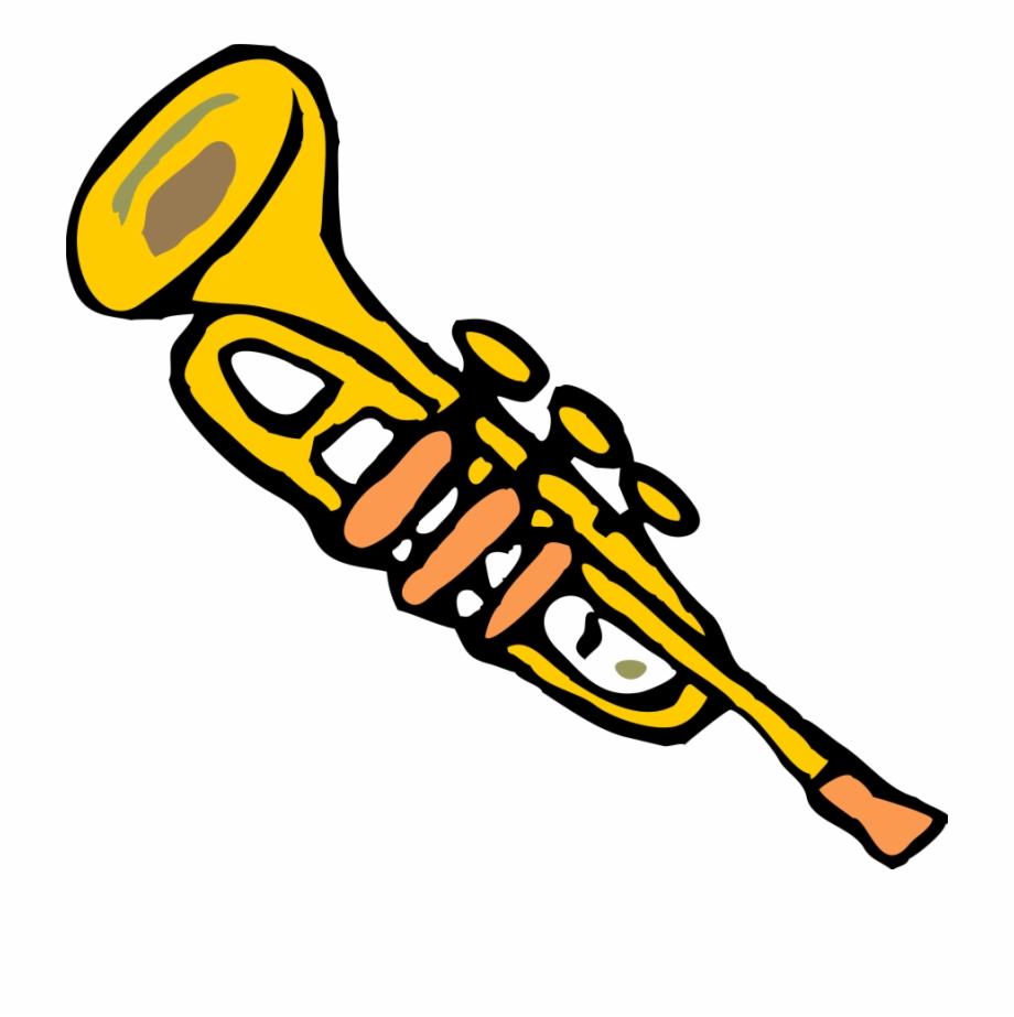 Trumpet Clipart Images.