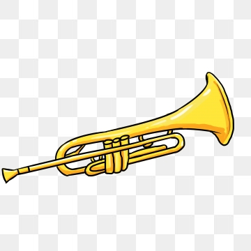 Trumpet Clipart Images, 101 PNG Format Clip Art For Free Download.