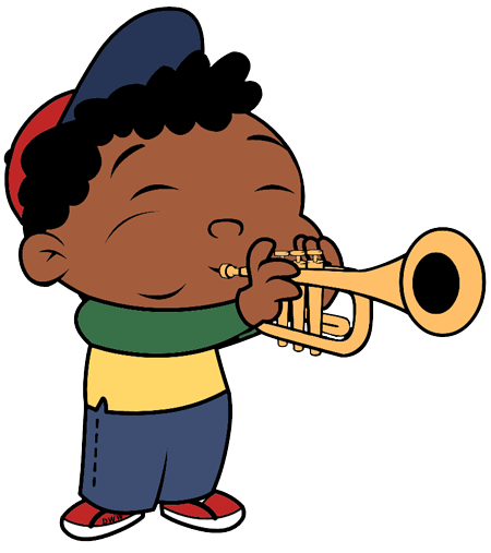 Trumpet Clipart Free.