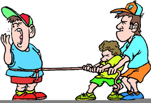 Clipart Of Tug A War.
