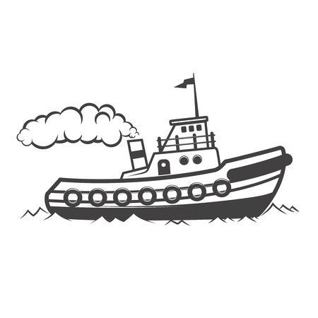 Tugboat Cliparts Free Download Clip Art.