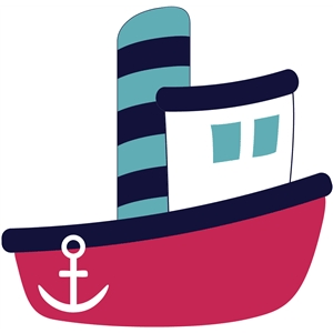 Boats clipart tugboat, Boats tugboat Transparent FREE for.