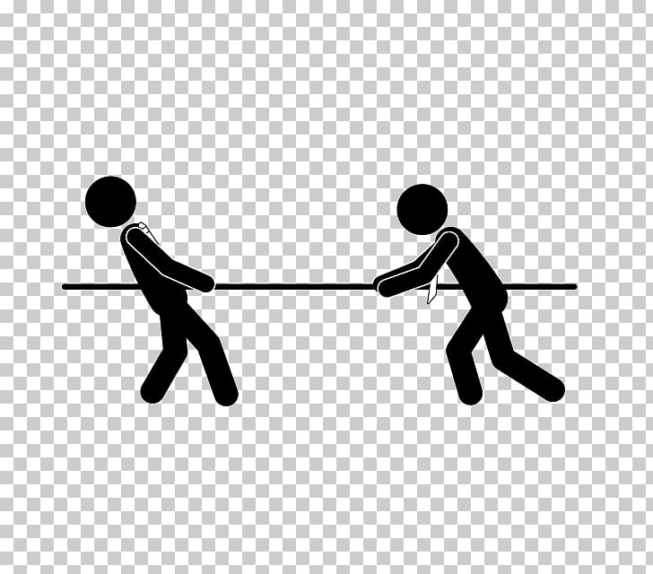 Tug of war Drawing , tug of war PNG clipart.