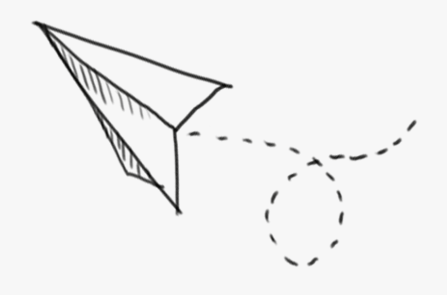 Paper Airplane Clipart Plane.