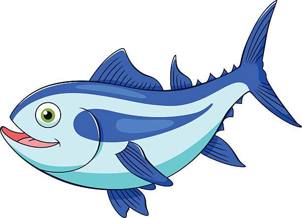 Tuna Fish Clipart.